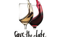wine tasting benefit  save the date April 25, 2019